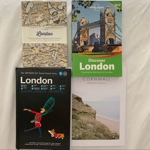 Other - London Travel Book Bundle